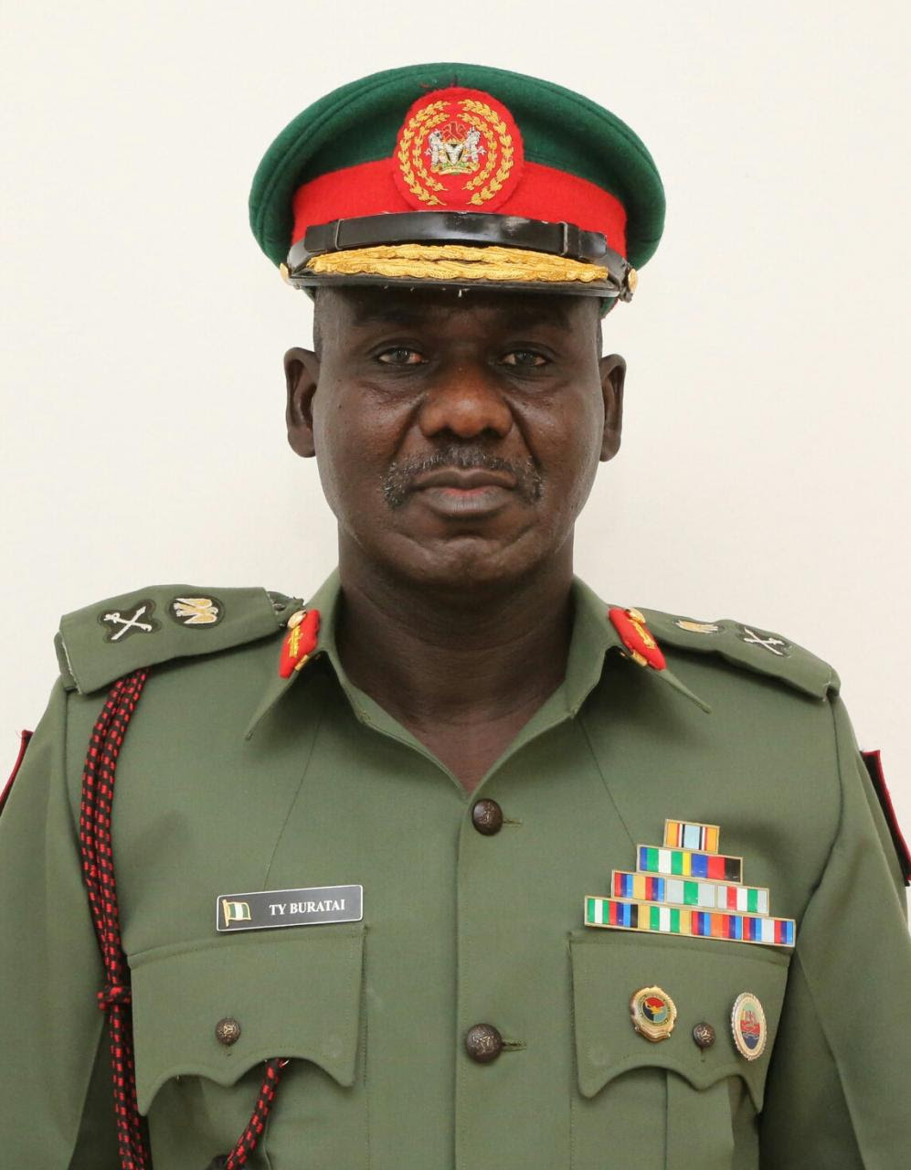 Soldiers insulting Chief of Army Staff Tukur Buratai in viral video have been identified and would undergo observation and counselling - Defence Headquarters