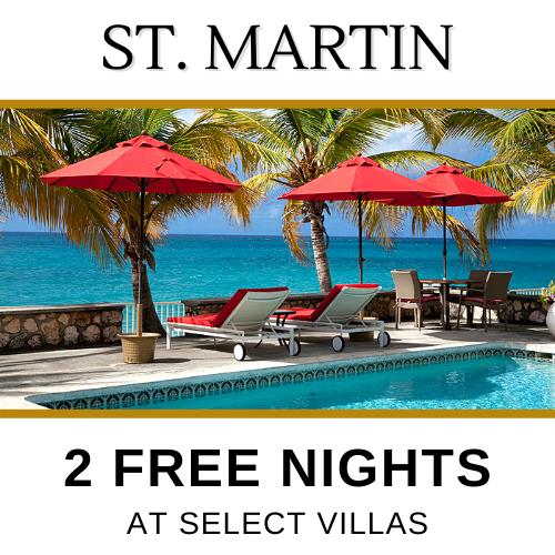 St. Martin Villas on Sale