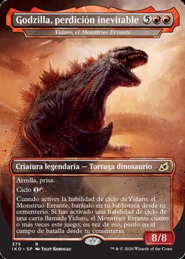 Godzilla, perdición inevitable