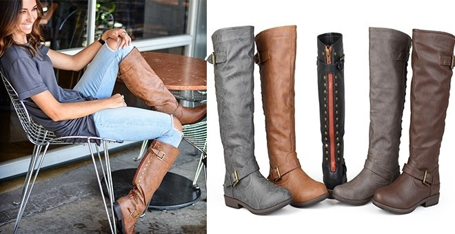 Studded Riding Boots + More!