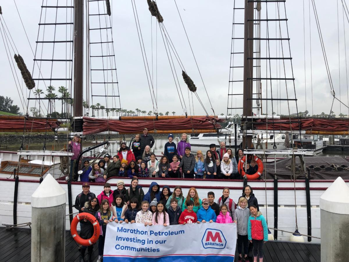 Fremont Elementary School Student Sail March 13th, 2020