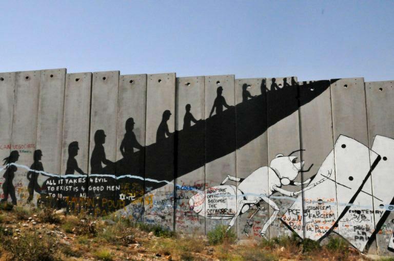 La Iglesia pide a los cristianos 'que se opongan a los asentamientos y a los muros' de Israel en Palestina