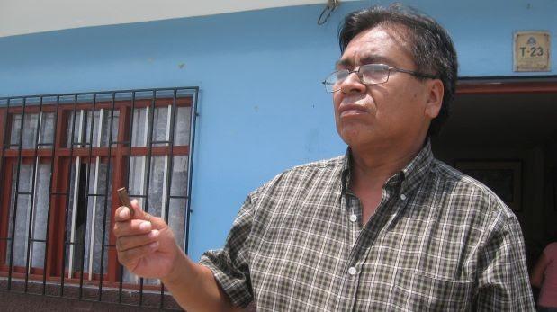 Asesinan a Ezequiel Nolasco, ex consejero regional de Áncash