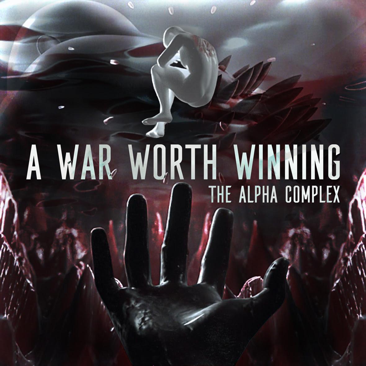 A WAR WORTH WINNING ALBUM ART