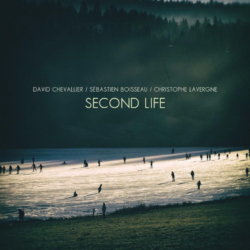 David Chevallier Trio - Second Life - Cristal Records