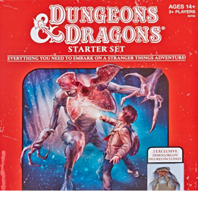 STRANGER THINGS DUNGEONS & DRAGONS