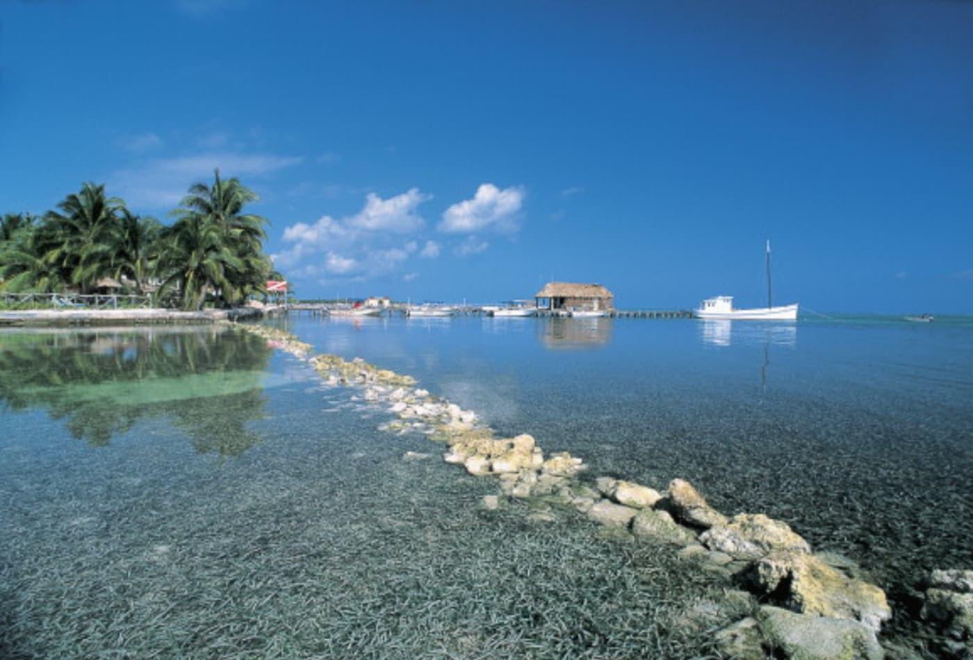Belize - Ilha Ambergris Cay - San Pedro.
