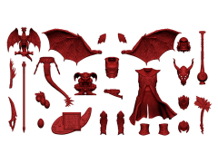NEW VITRUVIAN H.A.C.K.S. BLANKS AND CHARACTER BUILDER KITS