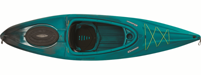 Field Stream Kayaks Perfect For Fishing Or Recreation