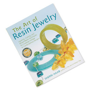 Book of the Week - The Art of Resin Jewelry
