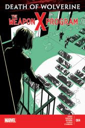 Death of Wolverine: The Weapon X Program #4