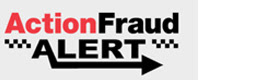 Action Fraud Alert Logo