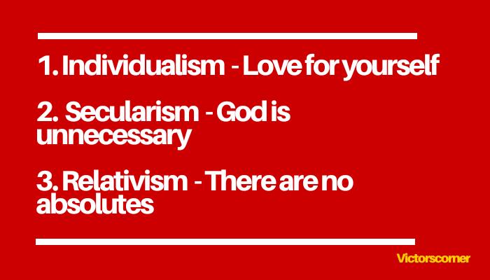 Secularism, relativism