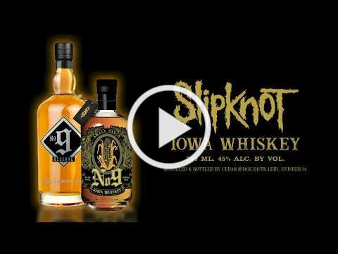 Slipknot: No. 9 Iowa Whiskey