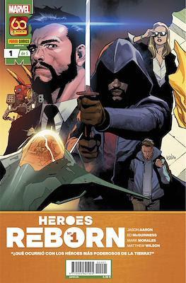 Heroes Reborn (Grapa 64 pp) #1