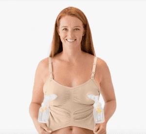 postpartum bra