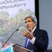 Secretary of State John Kerry gave a speech on climate change in Jakarta on Sunday.