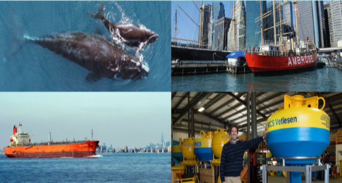 North American Marine Environment Protection Association NAMEPA Navigating New York Busy Ocean WCS August 31st