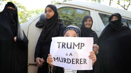 """Irán contempla 13 escenarios para responder al asesinato de Soleimani y amenaza a EE.UU. con una """"pesadilla histórica"""""""