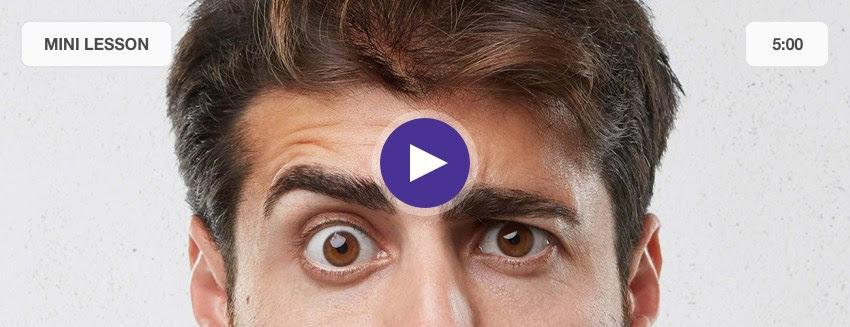Mystery Doug Eyebrows