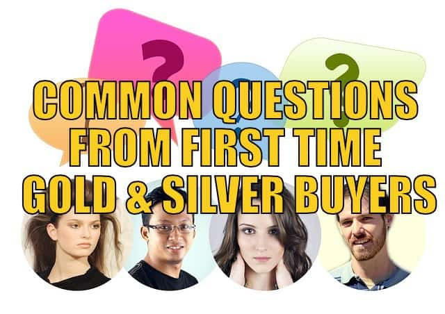 Common first time buyer questions