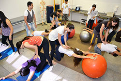 © Department of Applied Physiotherapy / UFTM / Brazil