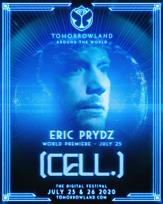Eric Prydz to bring new show to Tomorrowland Around The World