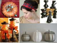 Fall Decorations You Can Upcycle from your local Columbus Th