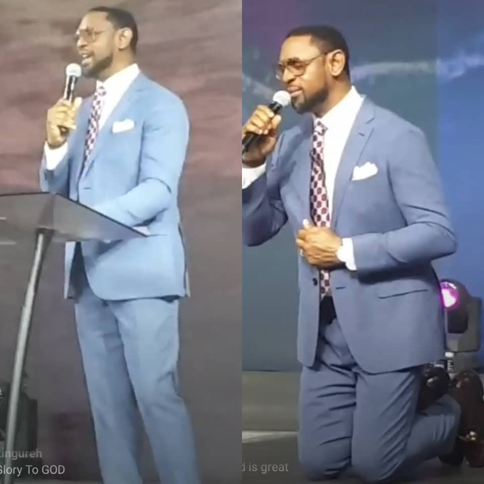 On Friday I Was Just Weeping – Pastor Biodun Fatoyinho Tells His Congregation [Video]