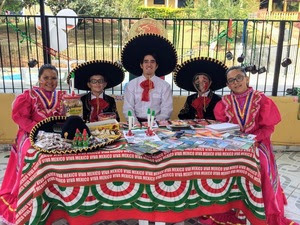 Mexican Open Day