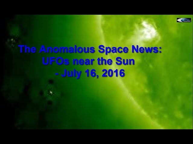 UFO News ~ UFO Within 50 Meters Of Space Station plus MORE Sddefault