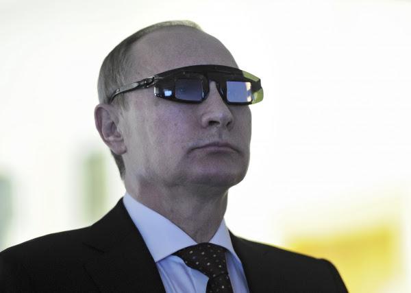 Путин поставил Запад в положение змеи, которая ест свой хвост