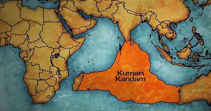 Continentes hundidos descubiertos sugieren que el mítico continente de Lemuria es real