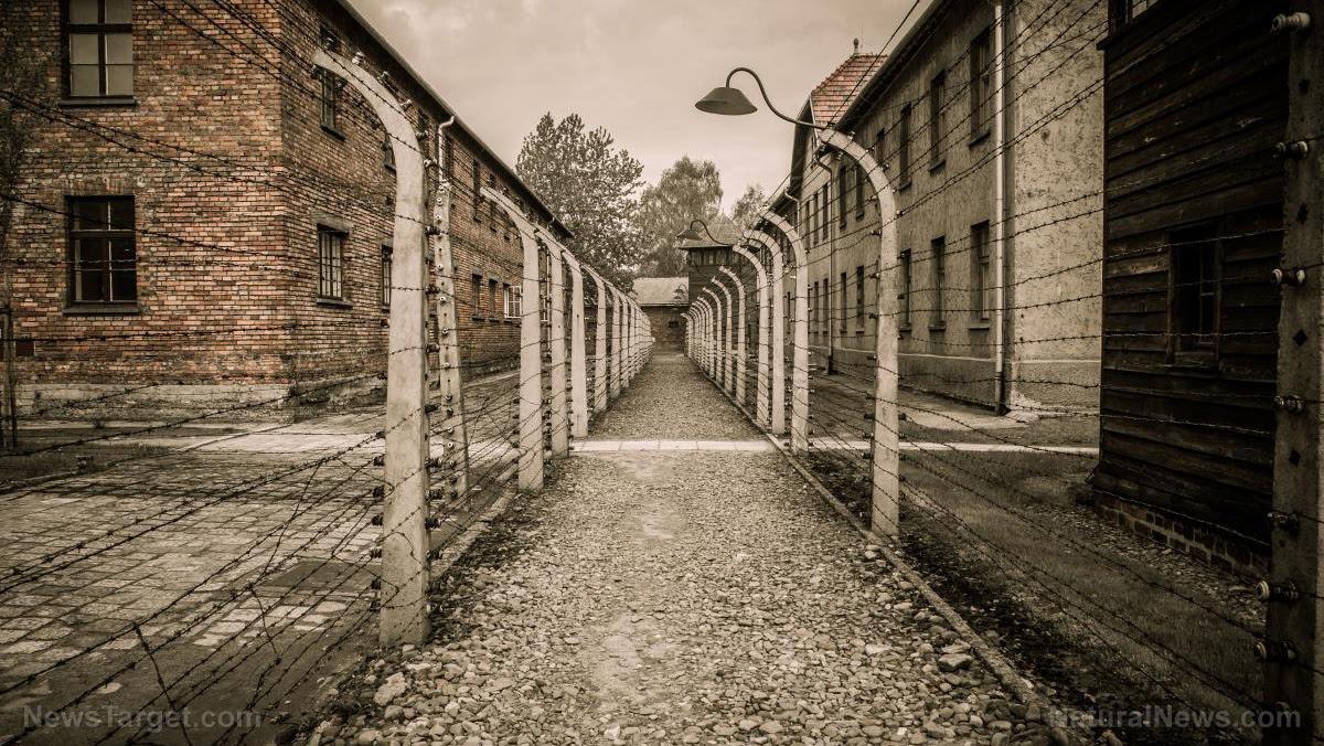 Το CDC ανακοινώνει στρατόπεδα φυλάκισης για covid σε εθνικό επίπεδο με αόριστη κράτηση μέχρι να τελειώσει η πανδημία