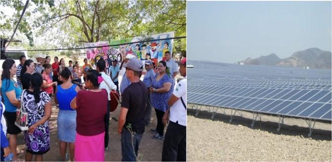 Deben enfrentar poderío de empresas solares: Pobladores han estado más de mil días defendiendo sus territorios