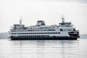 Photo of ferry