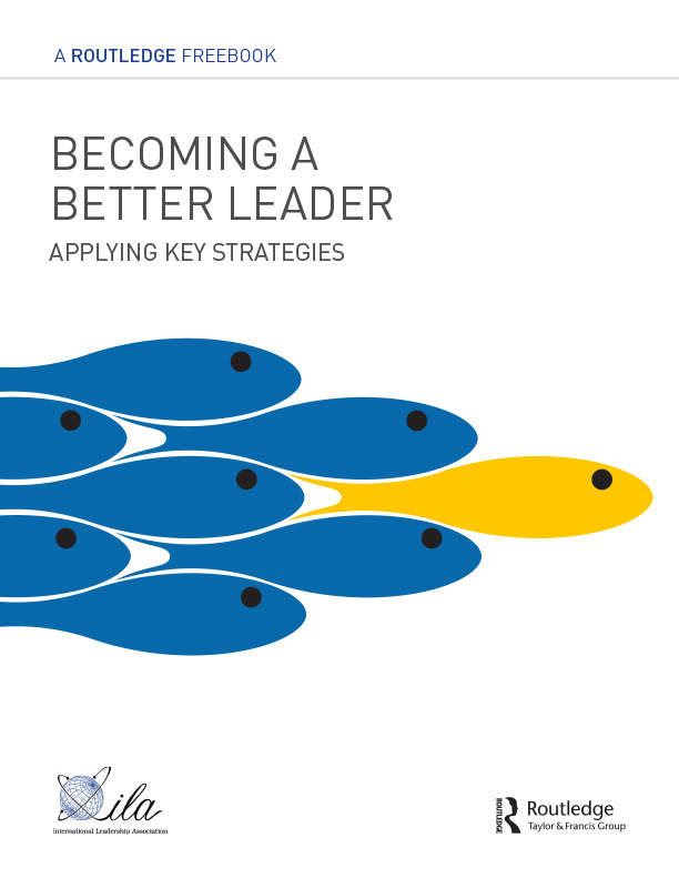 book: becoming a better leader applying key strategies