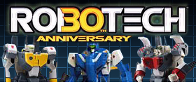 ROBOTECH HEAVY ARMOR TRANSFORMABLE FIGURES
