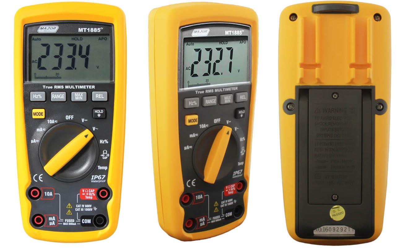 MT1885                                                 Multimeter