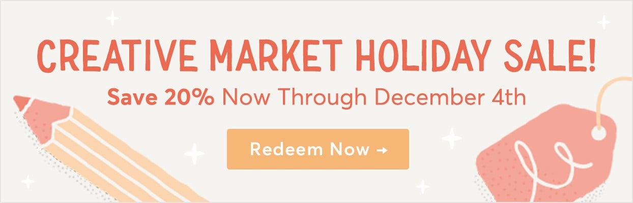 Holiday Sale Banner!