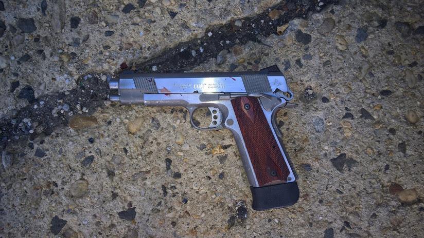 Niños matan a disparos al novio de su madre al ver que la estaba estrangulando