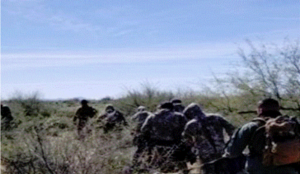 Four on Terror Watchlist Caught at U.S./Mexico Border