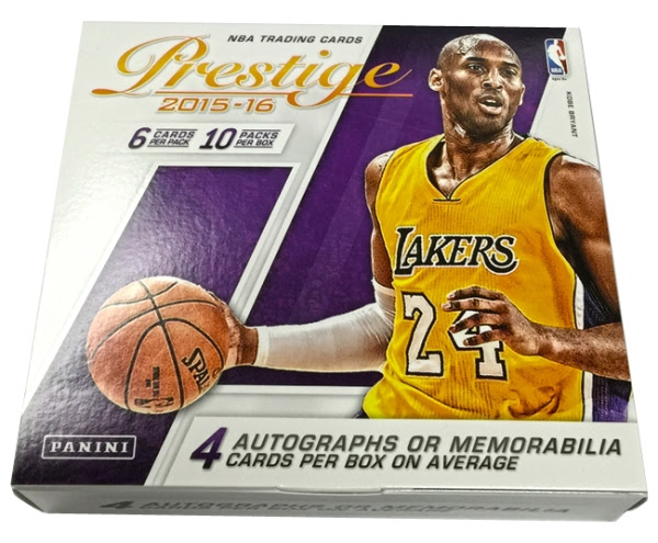 c713ea1efba The Panini America Quality Control Gallery  Target-Only 2015-16 Prestige  Basketball - Blowout Cards Forums