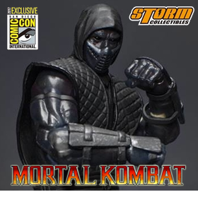 SDCC EXCLUSIVE NOOB SAIBOT 1/12 SCALE FIGURE