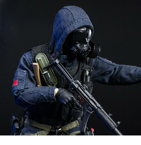 1/12 SCALE MILITARY FIGURES