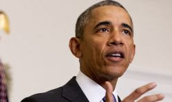 Obama: Make Climate Change a National Security Issue