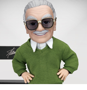 Egg Attack Action EAA-092 Stan Lee