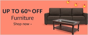Up to 60% off on furniture