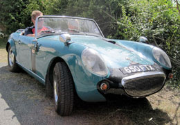 1960 Austin-Healey Sprite Supercharged