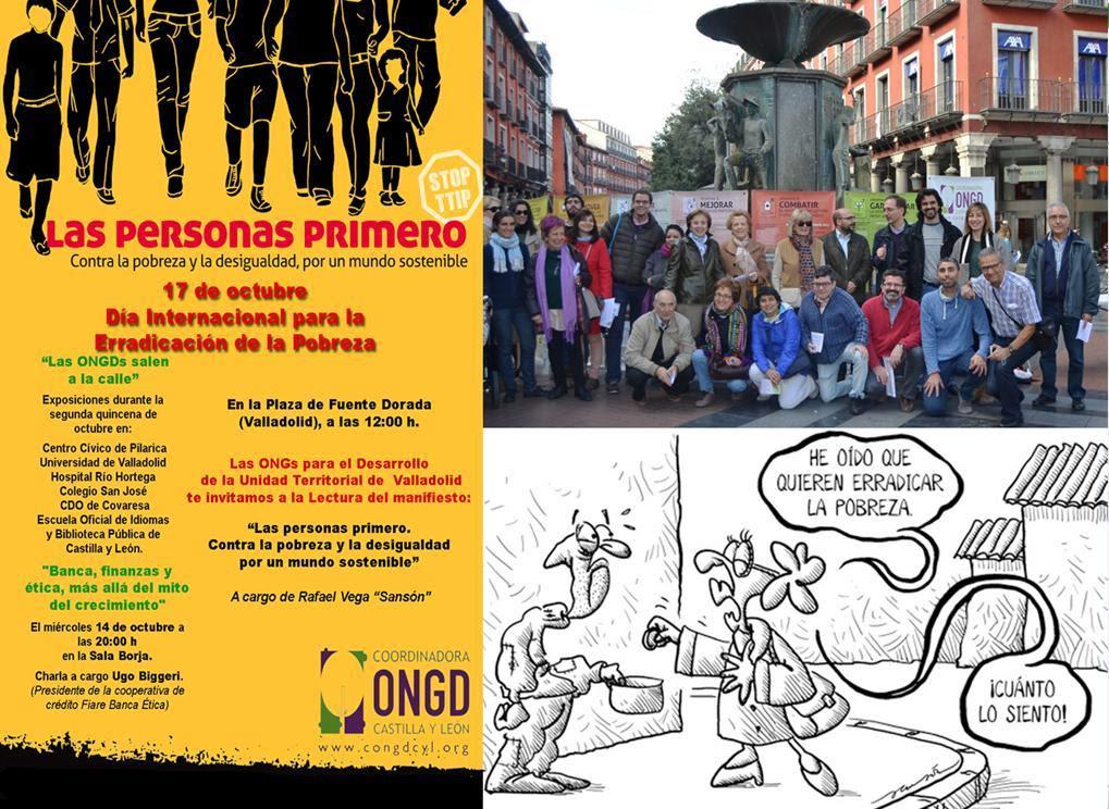 UT Valladolid 17 octubre